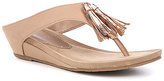 Kenneth Cole Reaction Nude Great Tassel Sandal