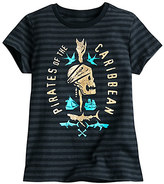 Disney Pirates of the Caribbean: Dead Men Tell No Tales Striped Tee for Girls