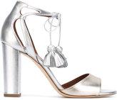 Malone Souliers tassel sandals - women - Leather - 36.5