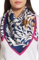 BCBGMAXAZRIA Women's Square Silk Scarf