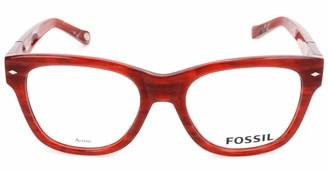 Fossil Women's Brillengestelle FOS 6075 Optical Frames