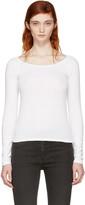 Rag & Bone White Oasis T-shirt