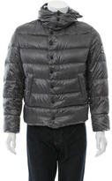 Moncler Gamme Bleu Quilted Down-Filled Jacket