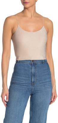 Dee Elly Sleeveless Crop Top