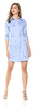 Milly Women's Oxford Shirting West Dress