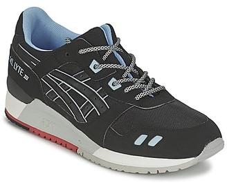 Asics GEL-LYTE III women's Shoes (Trainers) in Black