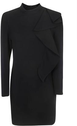 IRO Ruffled Detail Dress