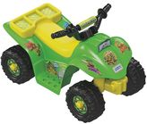 Fisher-Price Power Wheels Teenage Mutant Ninja Turtles Lil' Quad Ride-On by