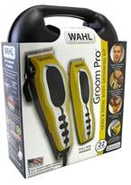Wahl Trimmer Groom Pro Head & Total Body Grooming Kit