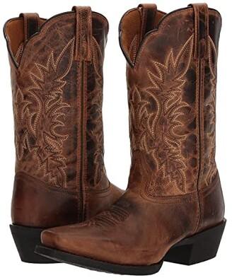 Laredo Malinda (Tan) Cowboy Boots