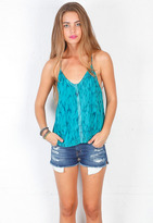 Rory Beca Sunn Cami in Feather -