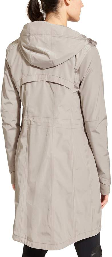 Athleta Downpour Coat
