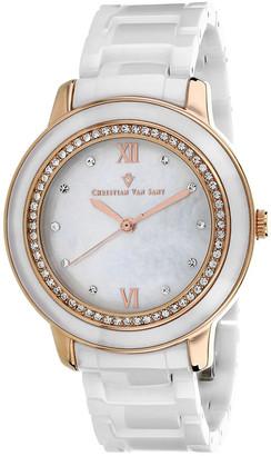 Christian Van Sant Women's Clay Watch