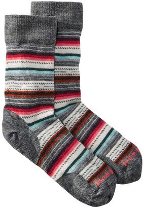 L.L. Bean Women's SmartWool Margarita Socks