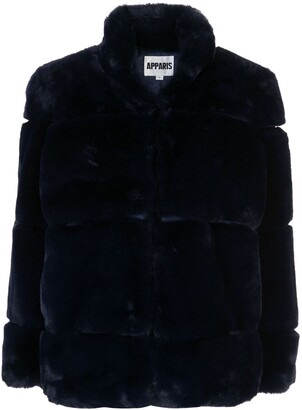 Apparis Sarah faux fur coat