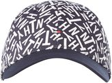 Tommy Hilfiger Logo print sport cap