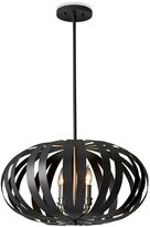 Feiss Woodstock 4-Light Chandelier