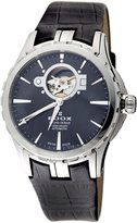 Edox Men's 85008 3 NIN Open Heart Automatic Grand Ocean Watch