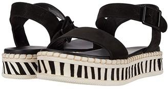 Mia Dillan (Black/Zebra) Women's Shoes