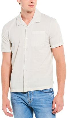 James Perse Camp Collar Shirt