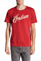 Lucky Brand Indian Logo Alone Short Sleeve Graphic Tee