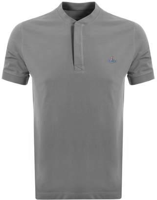 Vivienne Westwood Pique T Shirt Grey