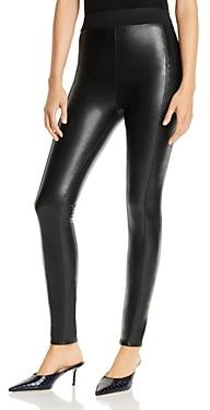 Cinq à Sept Alice High-Waist Faux-Leather Pants