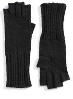 Women's Caslon Knit Fingerless Gloves