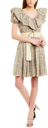 Petersyn Luisa A-Line Dress