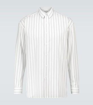 Éditions M.R Montaigne striped shirt