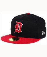 New Era Detroit Tigers Rivalry 59FIFTY Cap