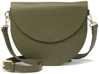 SAM. Tmrw Studio Leather Saddle Bag