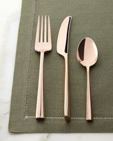 Kate Spade 5-Piece Malmo Rose Gold Flatware Place Setting