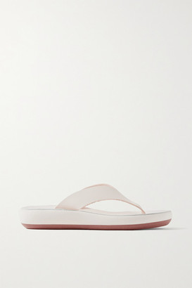 Ancient Greek Sandals Charys Leather Sandals - Off-white