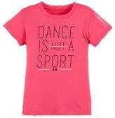 Under Armour Girls' Toddler UA Dance Is A Sport T-Shirt