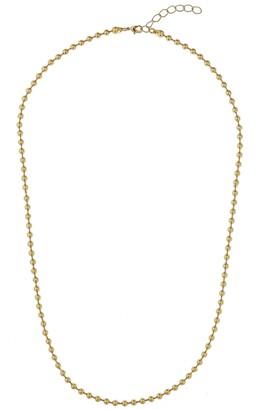 Kozakh Circul Bead Necklace