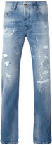 Diesel straight leg jeans - men - Cotton - 29/30