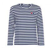 Comme des Garcons Longsleeved Striped T-shirt