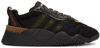 Adidas Originals By Alexander Wang Black Turnout Sneakers