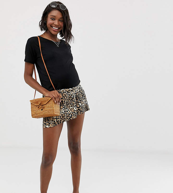 0fec7a3c739d Asos Maternity Shorts - ShopStyle
