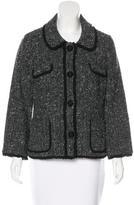 Kate Spade Wool-Blend Bouclé Jacket