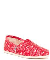 Toms Classic - Print Slip-On Shoe