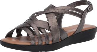 Easy Street Shoes womens Flat Sandal