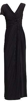 The Row Women's Allure Pleated Knot Front Gown