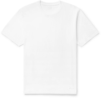 Frame Perfect Pima Cotton-Jersey T-Shirt