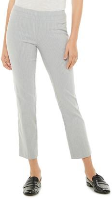 Apt. 9 Petite Straight-Leg Pull On Pants