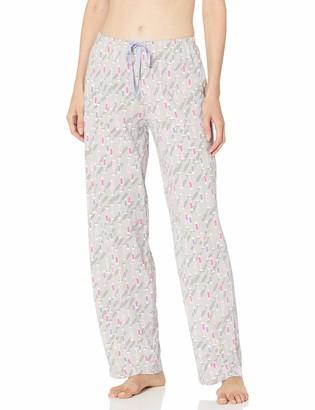 Hue Sleepwear Women's Plus Size Long Pajama Sleep Pant