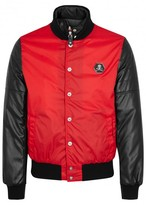 Philipp Plein Enrich Me Reversible Nylon Jacket
