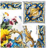Dolce & Gabbana print scarf - women - Silk - One Size
