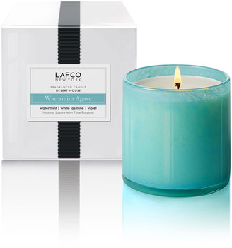 Lafco Inc. Watermint Agave Signature Candle - Desert House, 15.5 oz./439g